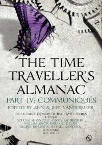 Cover Time Traveller's Almanac Part IV - Communiques