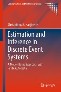 Cover Estimation and Inference in Discrete Event Systems