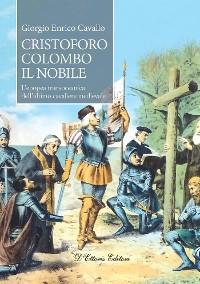 Cover Cristoforo Colombo il nobile