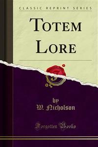 Cover Totem Lore