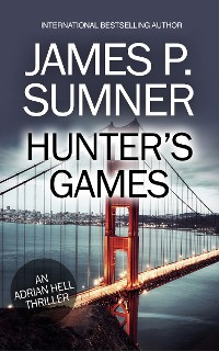 Cover Hunter's Games: A Thriller