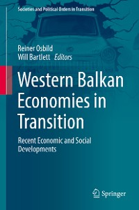 Cover Western Balkan Economies in Transition