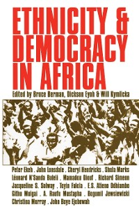 Cover Ethnicity and Democracy in Africa