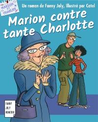 Cover Marion contre tante Charlotte