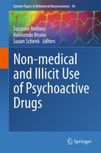Cover Non-medical and illicit use of psychoactive drugs