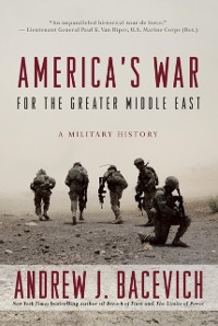 Cover America's War for the Greater Middle East