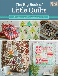 Cover The Big Book of Little Quilts