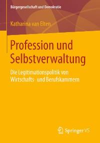 Cover Profession und Selbstverwaltung