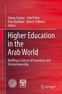Cover Higher Education in the Arab World