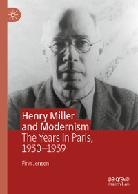 Cover Henry Miller and Modernism