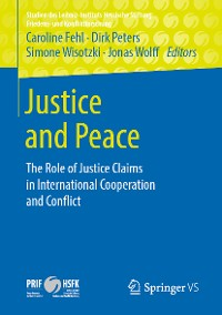 Cover Justice and Peace
