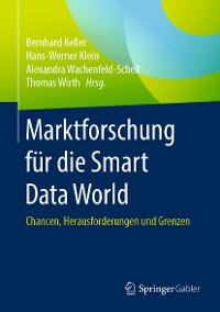 Cover Marktforschung für die Smart Data World