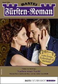 Cover Fürsten-Roman 2584 - Adelsroman