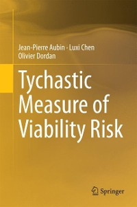 Cover Tychastic Measure of Viability Risk