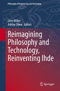 Cover Reimagining Philosophy and Technology, Reinventing Ihde