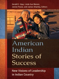 Cover American Indian Stories of Success