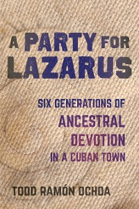 Cover A Party for Lazarus