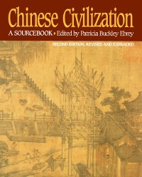 Cover Chinese Civilization