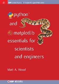 Cover Python and Matplotlib Essentials for Scientists and Engineers