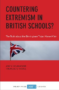 Cover Countering Extremism in British Schools?
