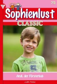 Cover Sophienlust Classic 70 – Familienroman