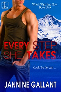 Cover Every Step She Takes