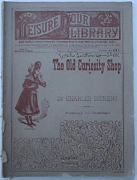 Cover The Old Curiosity Shop