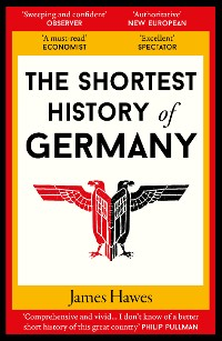 Cover The Shortest History of Germany