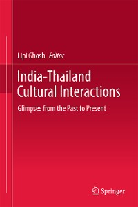 Cover India-Thailand Cultural Interactions