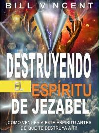 Cover Destruyendo el espíritu de Jezabel