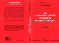 Cover Communication en russie postsovietique l