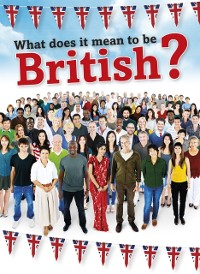Cover What Does It Mean to be British?