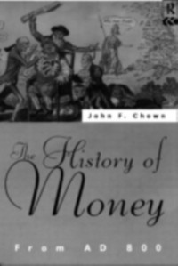 Cover History of Money