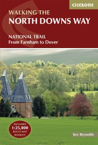 Cover The North Downs Way