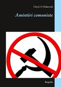 Cover Amintiri comuniste