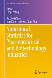Cover Nonclinical Statistics for Pharmaceutical and Biotechnology Industries