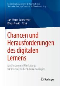 Cover Chancen und Herausforderungen des digitalen Lernens
