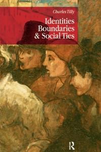 Cover Identities, Boundaries and Social Ties
