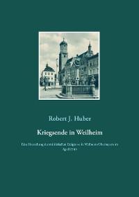 Cover Kriegsende in Weilheim