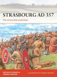 Cover Strasbourg AD 357
