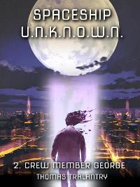 Cover SPACESHIP U.N.K.N.O.W.N.