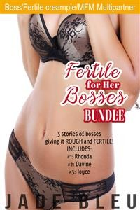 Cover Fertile for Her Bosses Bundle