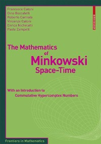 Cover The Mathematics of Minkowski Space-Time