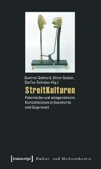 Cover StreitKulturen
