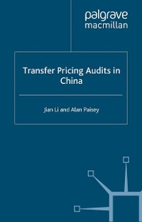 Cover Transfer Pricing Audits in China