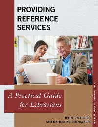 Cover Providing Reference Services