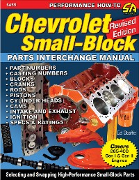 Cover Chevrolet Small-Block Parts Interchange Manual - Revised Edition
