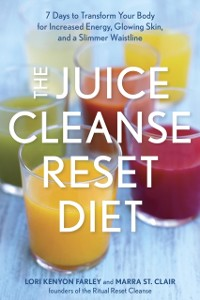 Cover Juice Cleanse Reset Diet