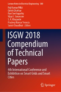 Cover ISGW 2018 Compendium of Technical Papers