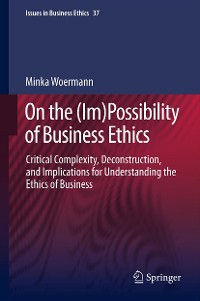 Cover On the (Im)Possibility of Business Ethics